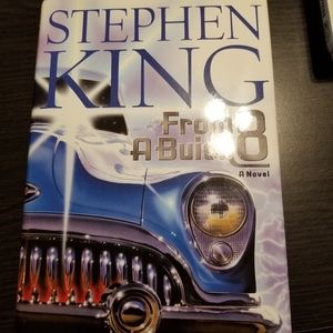 Stephen King From A Buick 8. Hardcover. Like New.